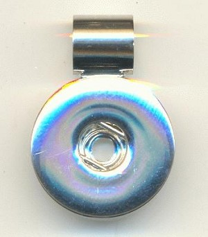 27mm Snap Pendant For 18mm to 20mm Snap