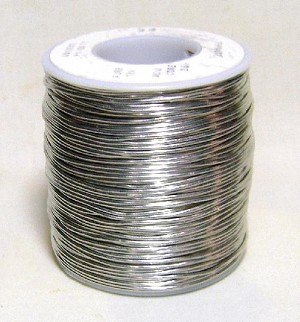 1 Spool of Prefluxed Solder Wire - 450°
