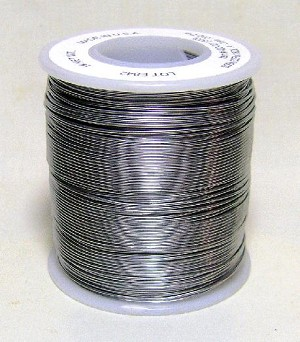 1 Spool of Prefluxed Solder Wire - 300°