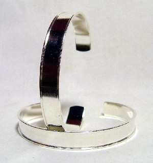 3/8'' SP Channel Cuff with 8mm Channel