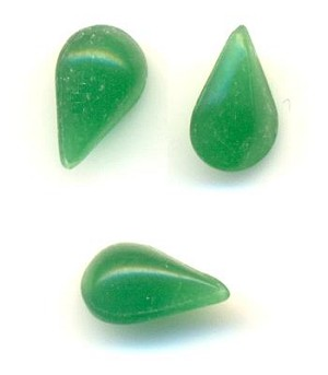 8x5mm Chrysophrase Pear RS