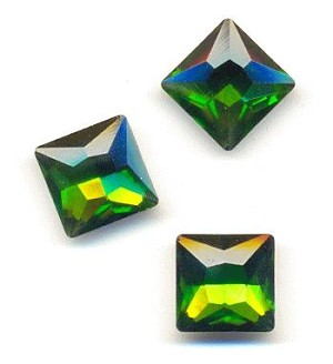12mm Grass Green Square RS