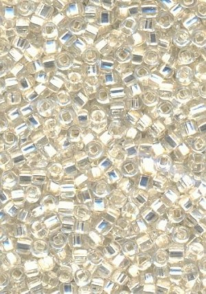 11/0 Silver Lined Matsuno Seed Beads