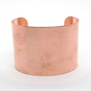 2'' Plain Copper Cuff