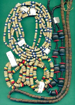 Mixed Lot of Wood Necklaces/Bracelets