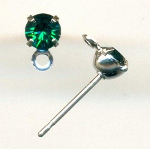 19ss Emerald RS SP Ear Post 1R