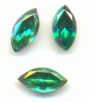 8x4mm Emerald AB RS